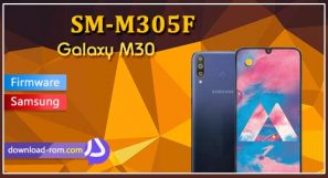 دانلود رام رسمی M305F Galaxy M30 Flash File Android 10